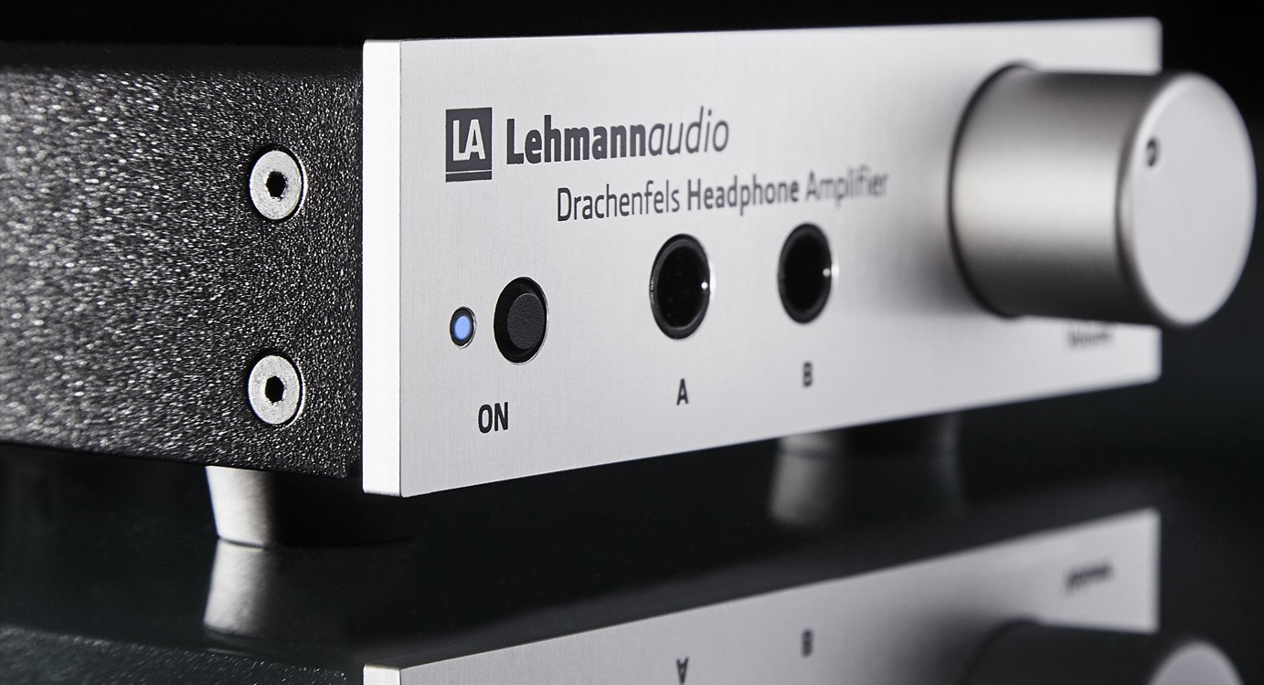 Lehmann Audio headphone amplifiers and phono stages