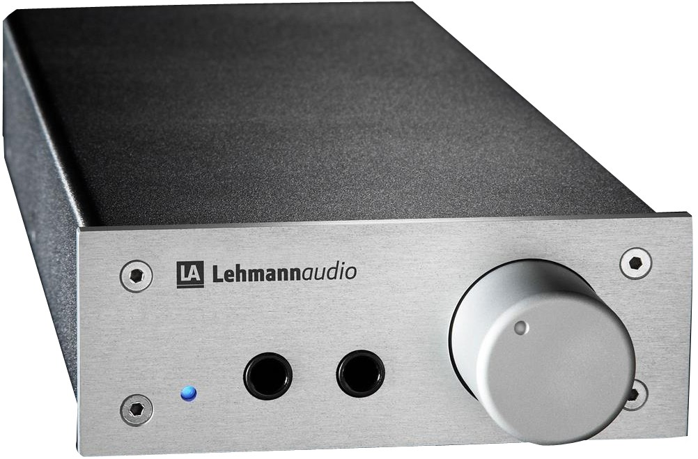 Lehmann Audio Linear Headphone Amplifier