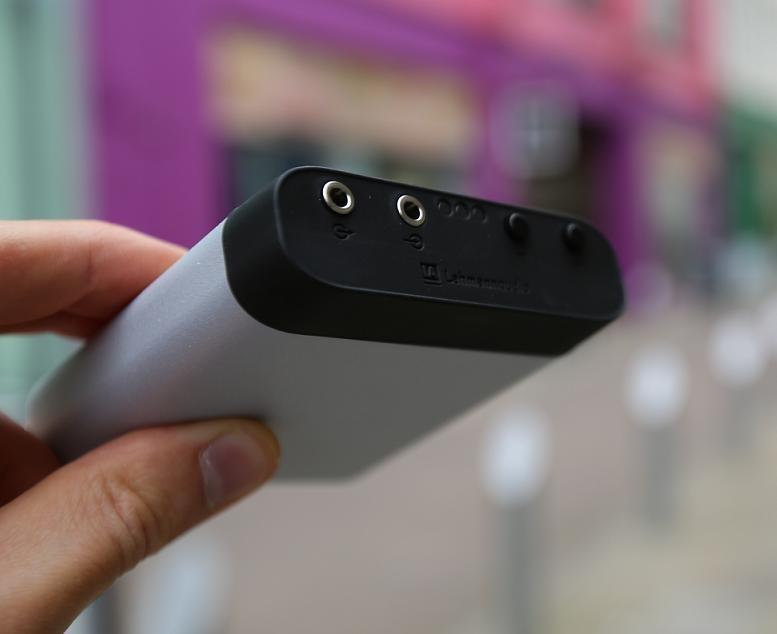 Lehmann Audio Traveller Headphone Amplifier