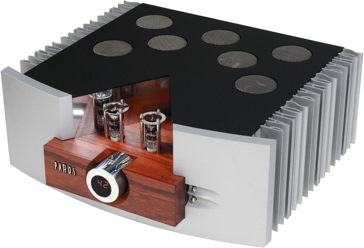 Pathos Logos MkII Amplifier