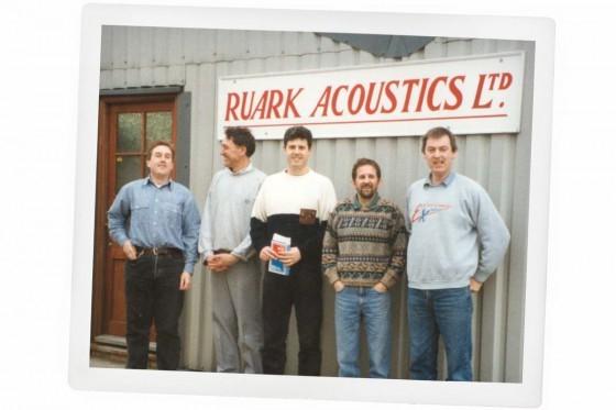 Ruark Audio Series History