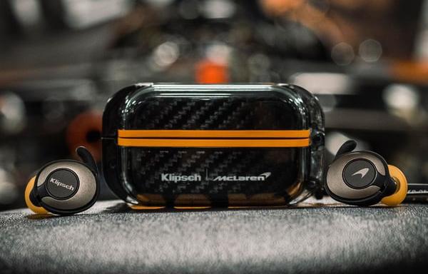 Klipsch McLaren Series Headphones
