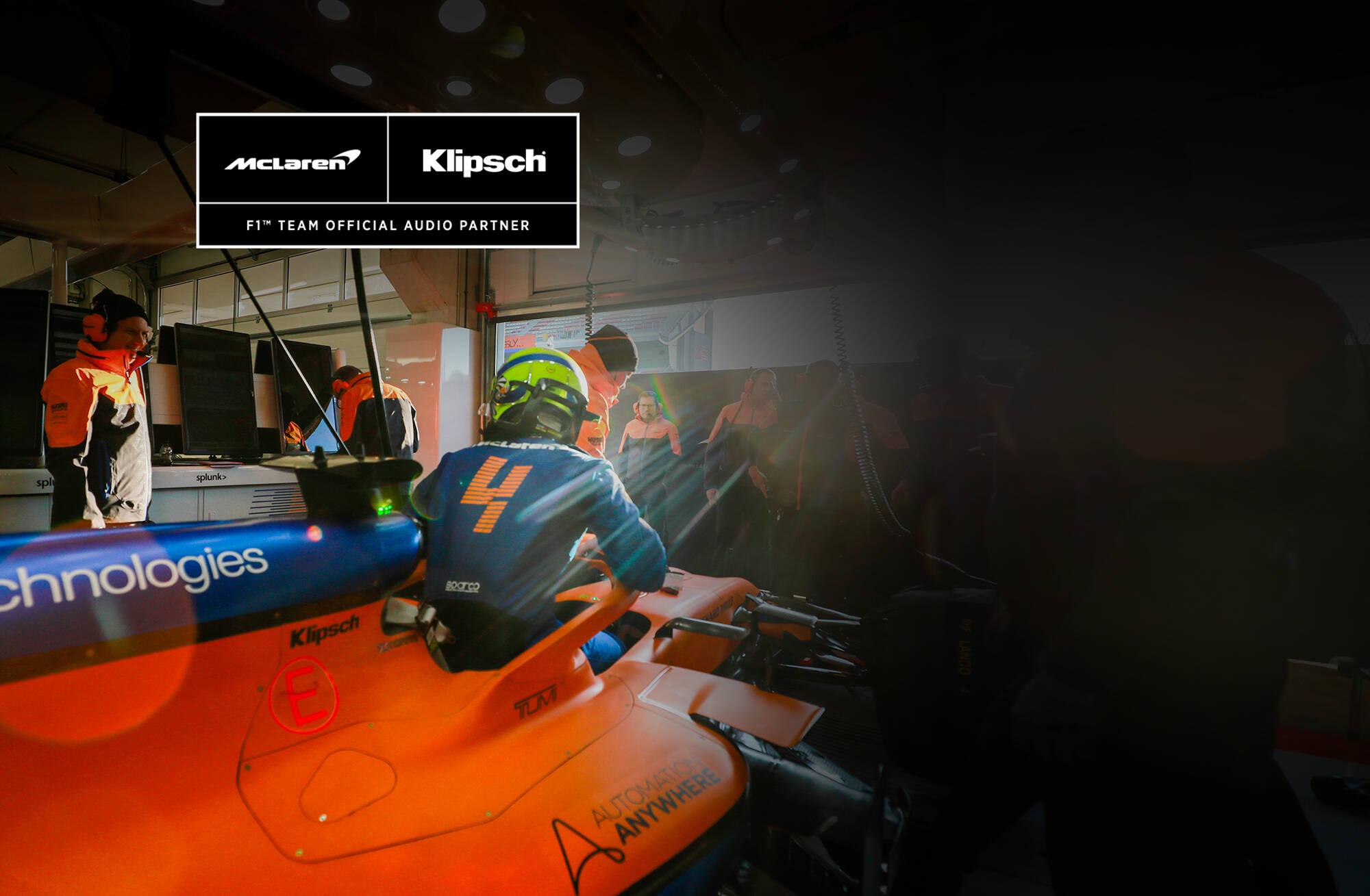 Klipsch McLaren T5