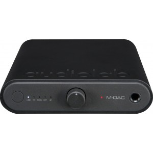 Audiolab M-DAC Mini Portable DAC and Headphone Amplifier