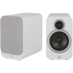 Q Acoustics 3020i Speakers (Pair) White
