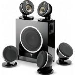 Focal Dome Flax 5.1 AV Speaker Package Black