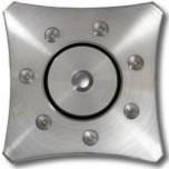 Quadraspire QX7 Floor Protectors (4 Pack)