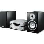 Yamaha MCR-N670D Hi-Fi System with DAB + MusicCast Silver