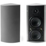 Cornered Audio C5 Corner Speaker (Pair) Black