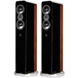 Q Acoustics Concept 500 Speakers (Pair) Black and Rosewood