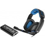 Cyrus Soundkey Gaming Edition + Sennheiser GSP 300 Headphones