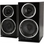 Wharfedale Diamond 225 Speakers (Pair)-Black