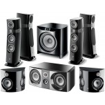 Focal Sopra 3 Home Cinema 7.1 Speaker Package