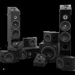 Elipson Prestige Facet 7.2.4 Speaker Package Black