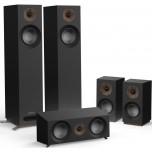 Jamo S807 HCS 5.0 Speaker Package Black