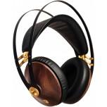 Meze 99 Classics Headphones - Walnut/Gold