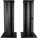 Partington Super Dreadnought Speaker Stands (Pair) Black