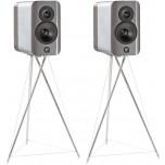Q Acoustics Concept 300 Speakers (Pair) Silver