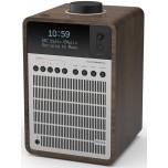 Revo SuperSignal DAB / FM / Bluetooth Radio Walnut/Silver