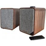 Ruark MR1 MkII Active Speakers (Pair) Walnut