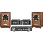 Tannoy Prestige Canturbury GR + Sugden MPA-4 Mono Pair + LA-4 Pre Class A System