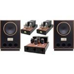 Tannoy Legacy Arden + Icon Audio MB90 + LA4 Valve System