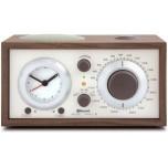 Tivoli Model Three BT AM/FM Clock Radio with Bluetooth - Walnut/Beige