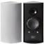 Cornered Audio C6TRM Corner Speakers (Pair) White