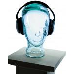Audio Affair Glass Head Headphones Stand