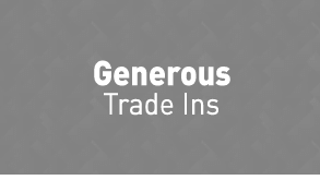 Generous Trade Ins