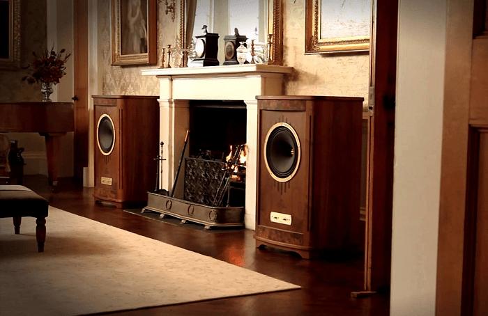Tannoy Prestige Fireplace